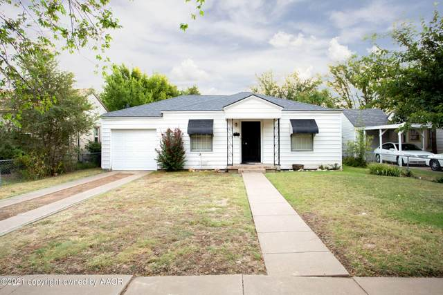 919 Rusk St, Amarillo, TX 79102 (#21-6237) :: Live Simply Real Estate Group