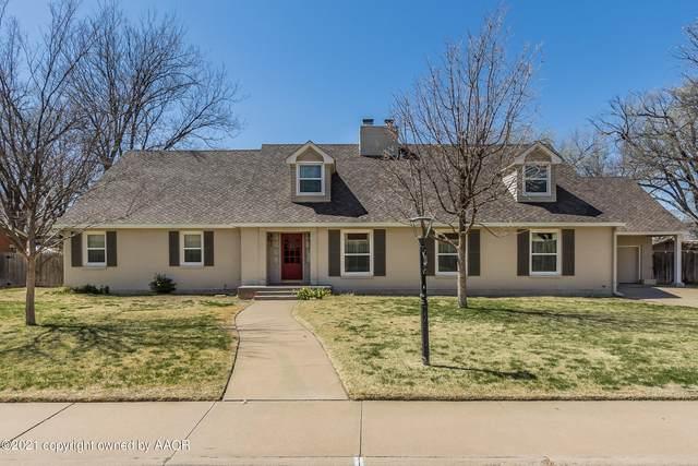 3220 Travis St, Amarillo, TX 79109 (#21-6238) :: Lyons Realty