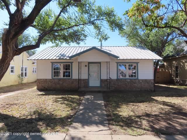 202 Cherry St, Claude, TX 79019 (#21-6241) :: Lyons Realty