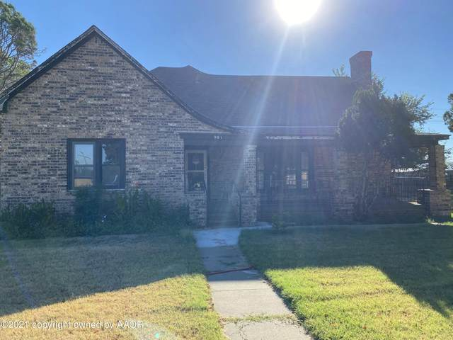 901 Main St, Wheeler, TX 79096 (#21-6246) :: Lyons Realty