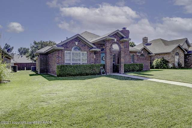 6511 Milligan Pl, Amarillo, TX 79119 (#21-6252) :: RE/MAX Town and Country