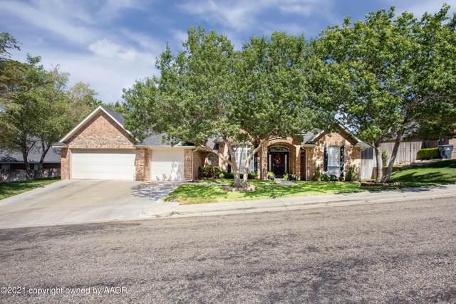 3 Muirfield Ln, Amarillo, TX 79124 (#21-6257) :: Lyons Realty