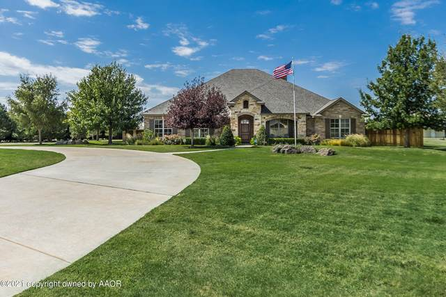 9700 Ottobahn, Amarillo, TX 79119 (#21-6263) :: RE/MAX Town and Country