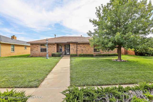 7307 Jameson Dr, Amarillo, TX 79121 (#21-6265) :: RE/MAX Town and Country