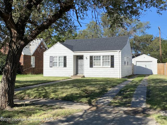 910 Fannin St, Amarillo, TX 79102 (#21-6266) :: RE/MAX Town and Country
