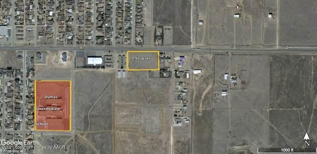 Fm 152, Dumas, TX 79029 (#21-6269) :: Elite Real Estate Group