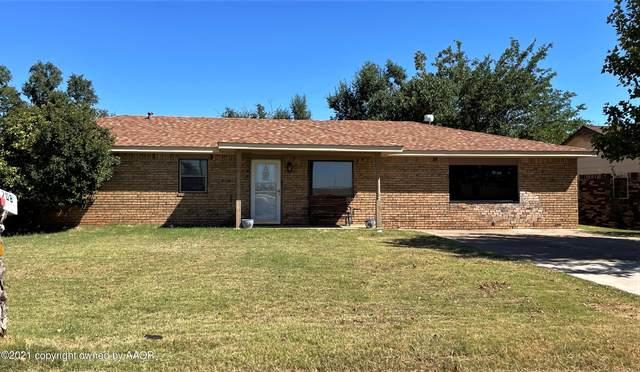 708 Arizona St, Shamrock, TX 79079 (#21-6270) :: Elite Real Estate Group