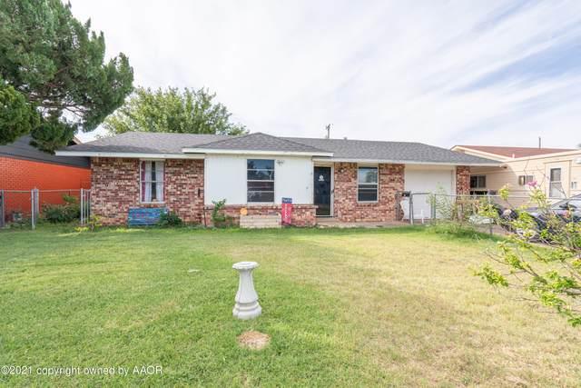 3018 26TH Ave, Amarillo, TX 79107 (#21-6271) :: Keller Williams Realty