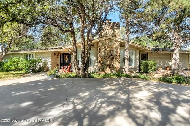 81 Country Club Dr, Canyon, TX 79015 (#21-6272) :: Meraki Real Estate Group
