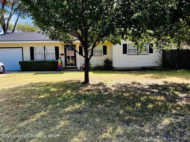 5005 Fannin St, Amarillo, TX 79110 (#21-6287) :: Meraki Real Estate Group