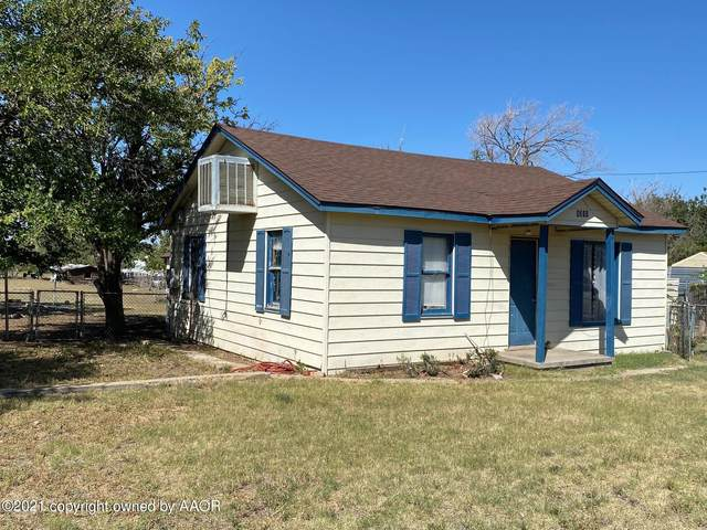 4211 Hilltop Dr, Amarillo, TX 79108 (#21-6291) :: RE/MAX Town and Country