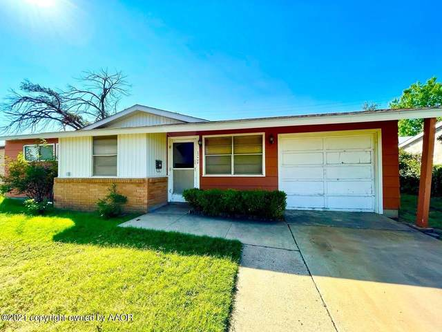 403 24TH Ave, Amarillo, TX 79107 (#21-6292) :: RE/MAX Town and Country