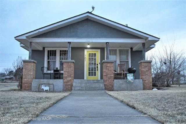 701 Houston St, Shamrock, TX 79079 (#21-630) :: Lyons Realty