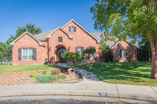 7618 Countryside Dr, Amarillo, TX 79119 (#21-6300) :: Lyons Realty