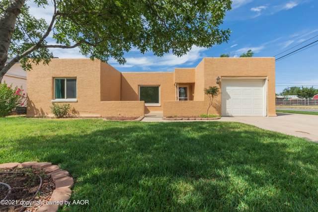 1717 Williston, Pampa, TX 79065 (#21-6317) :: Lyons Realty