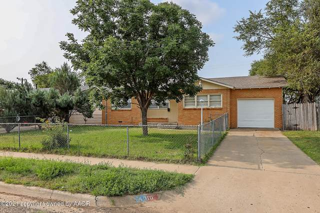 4010 Chico Pl, Amarillo, TX 79107 (#21-6325) :: Elite Real Estate Group