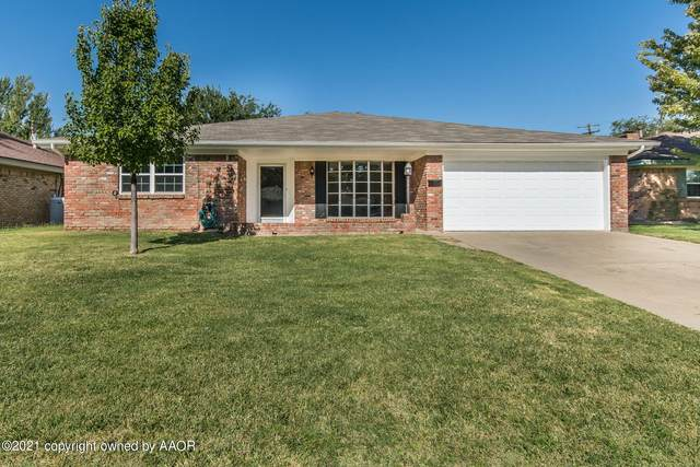 3702 Clearwell St, Amarillo, TX 79109 (#21-6375) :: Live Simply Real Estate Group