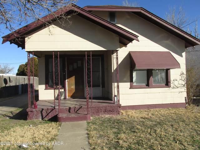 1109 Dwight, Pampa, TX 79065 (#21-638) :: Lyons Realty