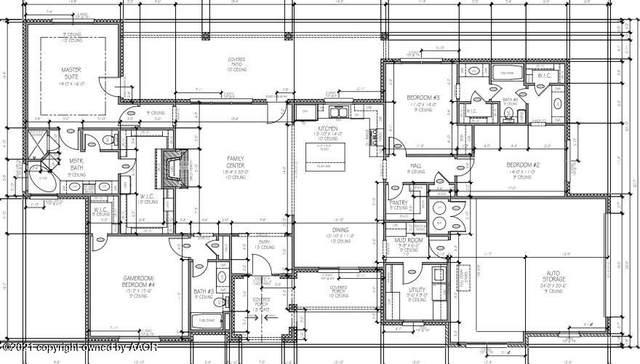 1201 Idlerye Rd, Amarillo, TX 79124 (#21-6384) :: Elite Real Estate Group