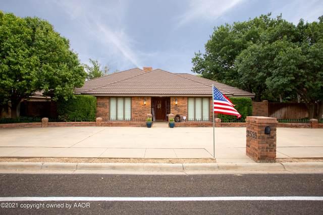 3539 Sleepy Hollow Blvd, Amarillo, TX 79121 (#21-6398) :: Keller Williams Realty