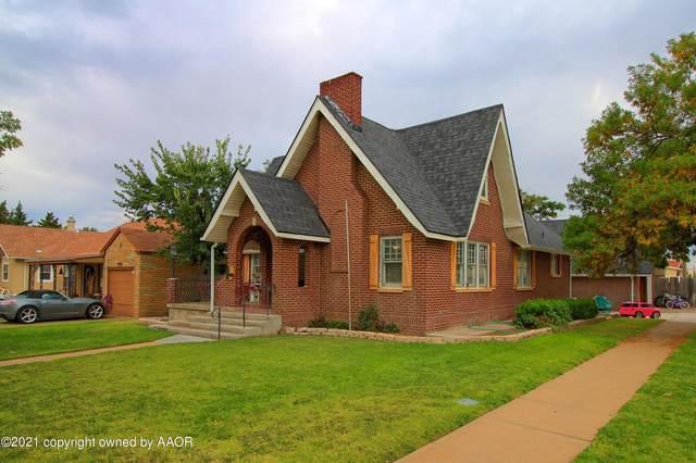 402 Colgate, Perryton, TX 79070 (#21-6429) :: Meraki Real Estate Group