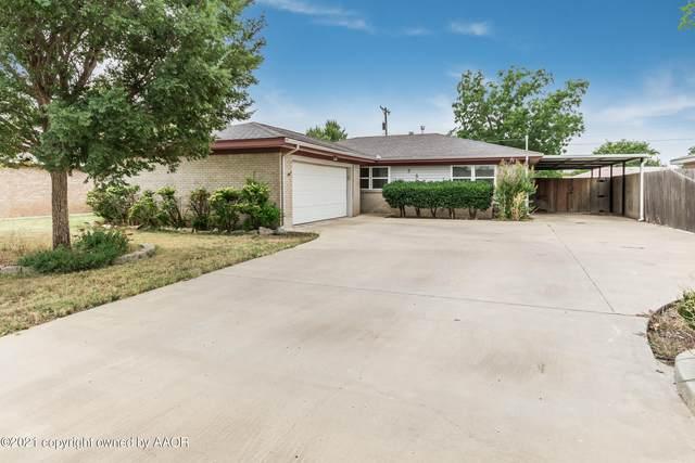 2823 Armand St, Amarillo, TX 79110 (#21-6430) :: Lyons Realty