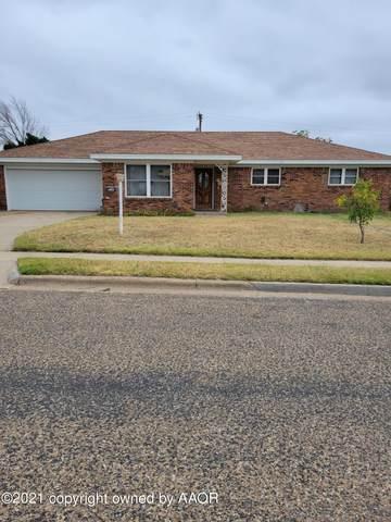 1405 Primrose La., Borger, TX 79007 (#21-6432) :: Lyons Realty