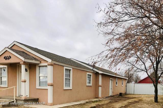 804 Avenue L, Sunray, TX 79086 (#21-6441) :: Elite Real Estate Group