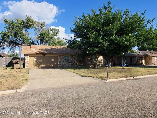 110 Wilshire St, Borger, TX 79007 (#21-6447) :: Lyons Realty