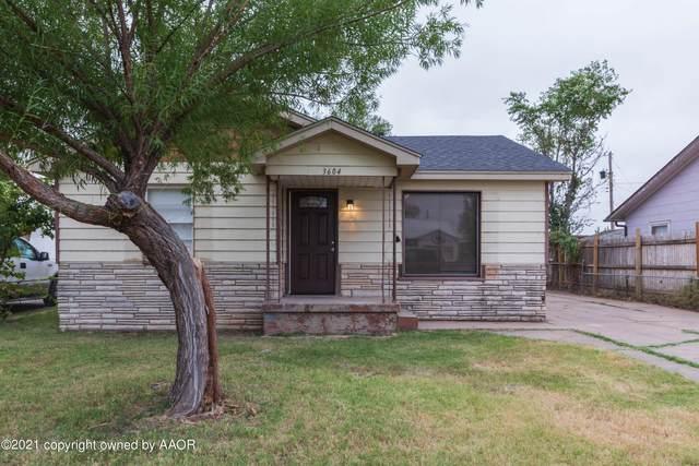 3604 16TH Ave, Amarillo, TX 79107 (#21-6463) :: Lyons Realty