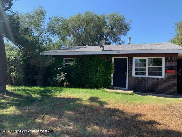 1514 Stubbs St, Amarillo, TX 79106 (#21-6473) :: Lyons Realty