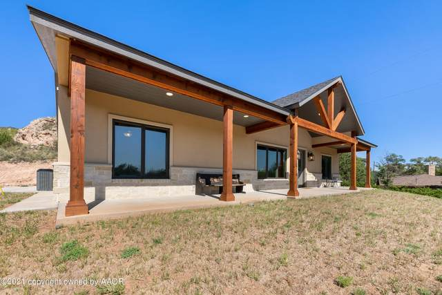 19450 Meadowlark Ln, Amarillo, TX 79015 (#21-6495) :: Keller Williams Realty