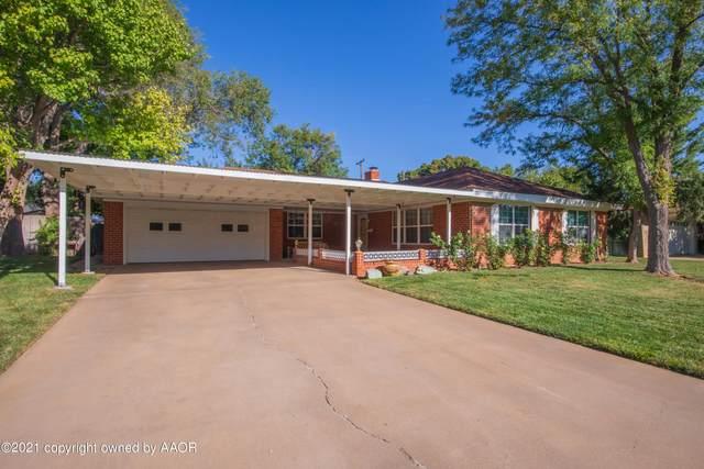 6204 Jameson Rd, Amarillo, TX 79106 (#21-6496) :: Keller Williams Realty
