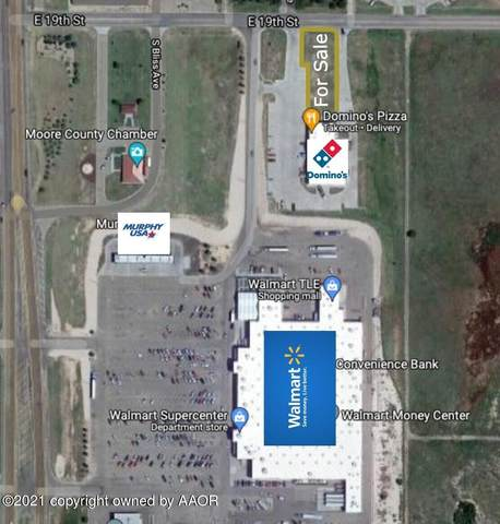 19th St, Dumas, TX 79029 (#21-6497) :: Elite Real Estate Group