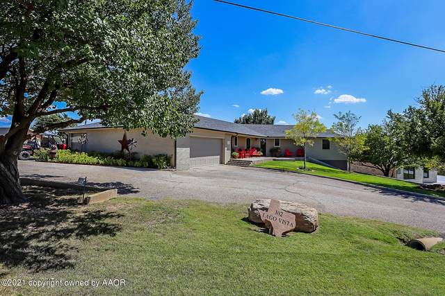 102 Lago Vista St, Amarillo, TX 79118 (#21-6514) :: Lyons Realty