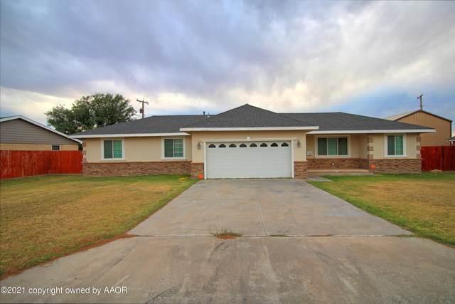 906 Northwestern St, Perryton, TX 79070 (#21-6516) :: Elite Real Estate Group