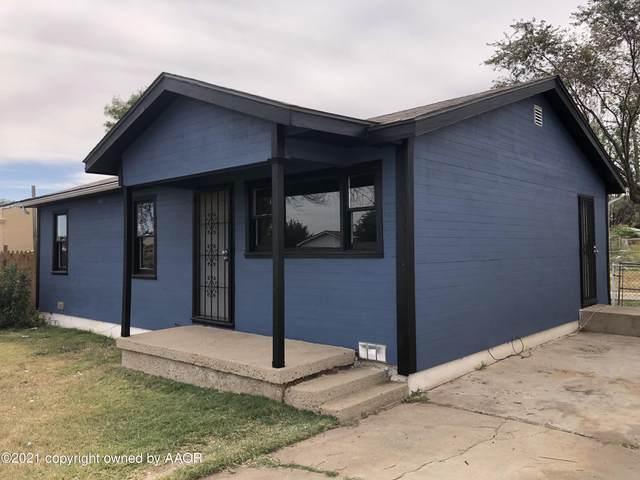 1605 Lake St, Amarillo, TX 79107 (#21-6534) :: Lyons Realty