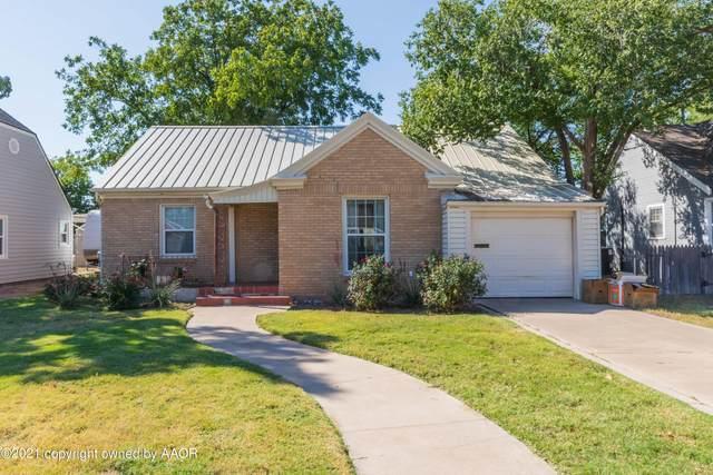 3402 Harrison St, Amarillo, TX 79109 (#21-6536) :: Elite Real Estate Group