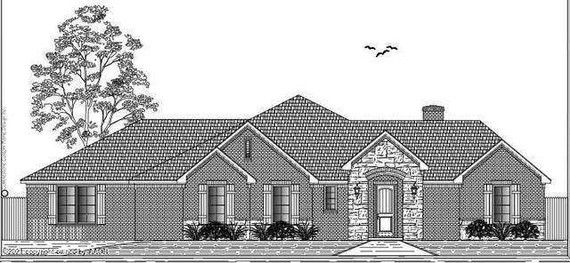 8810 Flatrock Ter, Amarillo, TX 79119 (#21-6537) :: Elite Real Estate Group