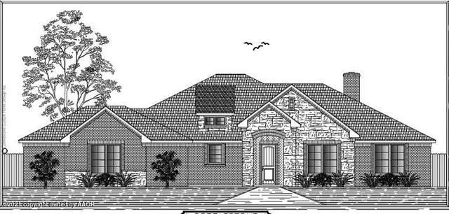 8901 Flatrock Ter, Amarillo, TX 79119 (#21-6545) :: Elite Real Estate Group
