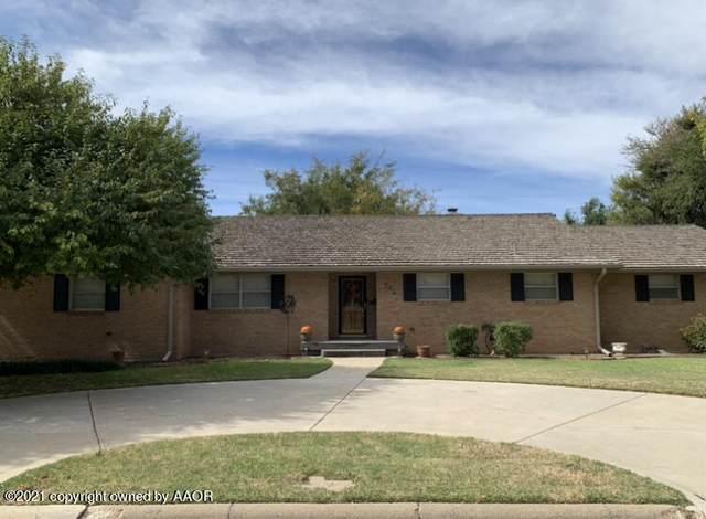 704 Gibner St, Spearman, TX 79081 (#21-6556) :: Elite Real Estate Group