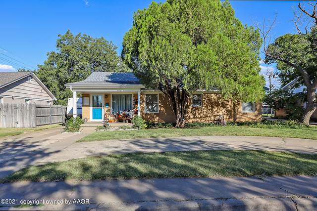 3403 Bowie St, Amarillo, TX 79109 (#21-6559) :: Elite Real Estate Group