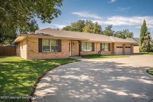 6909 Elmhurst Rd, Amarillo, TX 79106 (#21-6567) :: Keller Williams Realty