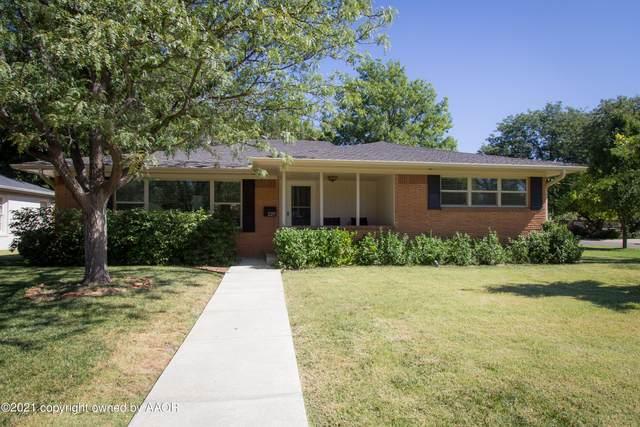 2217 Bowie St., Amarillo, TX 79109 (#21-6574) :: Elite Real Estate Group