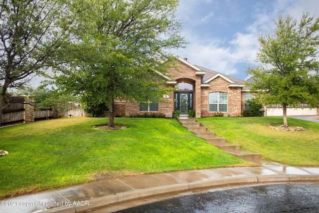 2401 Sweetgum Ln, Amarillo, TX 79124 (#21-6575) :: Lyons Realty