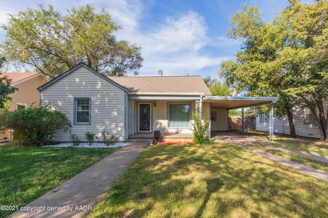 1914 Monroe St, Amarillo, TX 79109 (#21-6576) :: Elite Real Estate Group