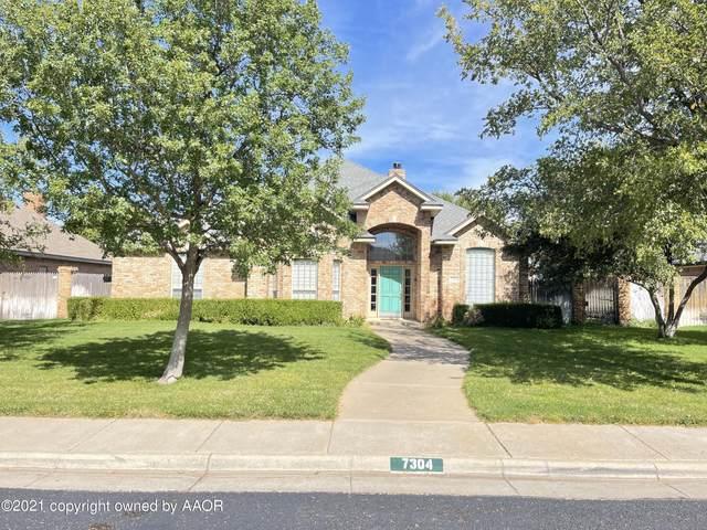 7304 Ashland Drive, Amarillo, TX 79119 (#21-6579) :: Elite Real Estate Group
