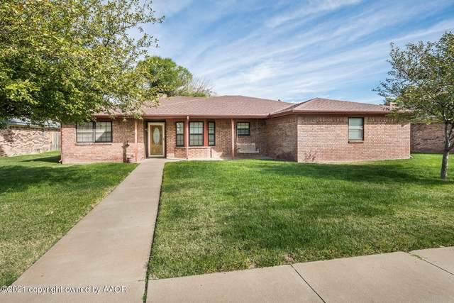 5806 Shady Ln, Amarillo, TX 79109 (#21-6598) :: Elite Real Estate Group