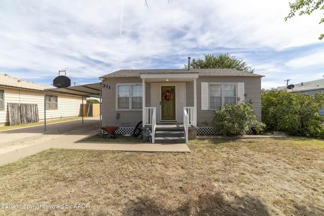 311 Morse Ave, Stinnett, TX 79083 (#21-6611) :: Keller Williams Realty