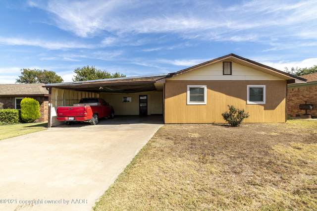 1112 Coffee Dr, Borger, TX 79007 (#21-6615) :: Lyons Realty